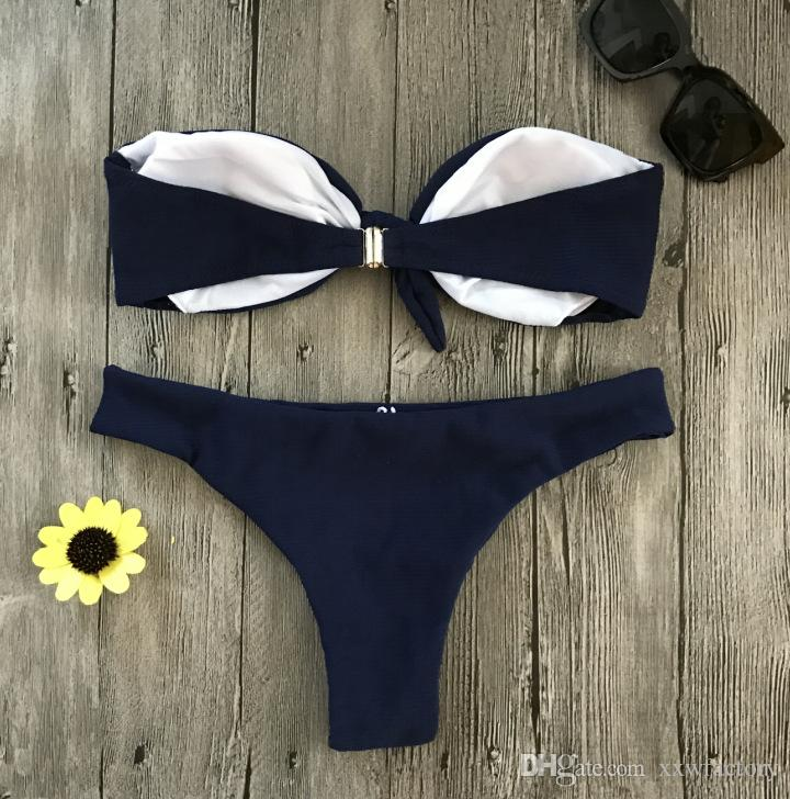 bowknot Bikini Set Womens Kids Girls Swimwear Bathing Swimsuit Beachwear Bowknot Beach Swimsuit Swimwear