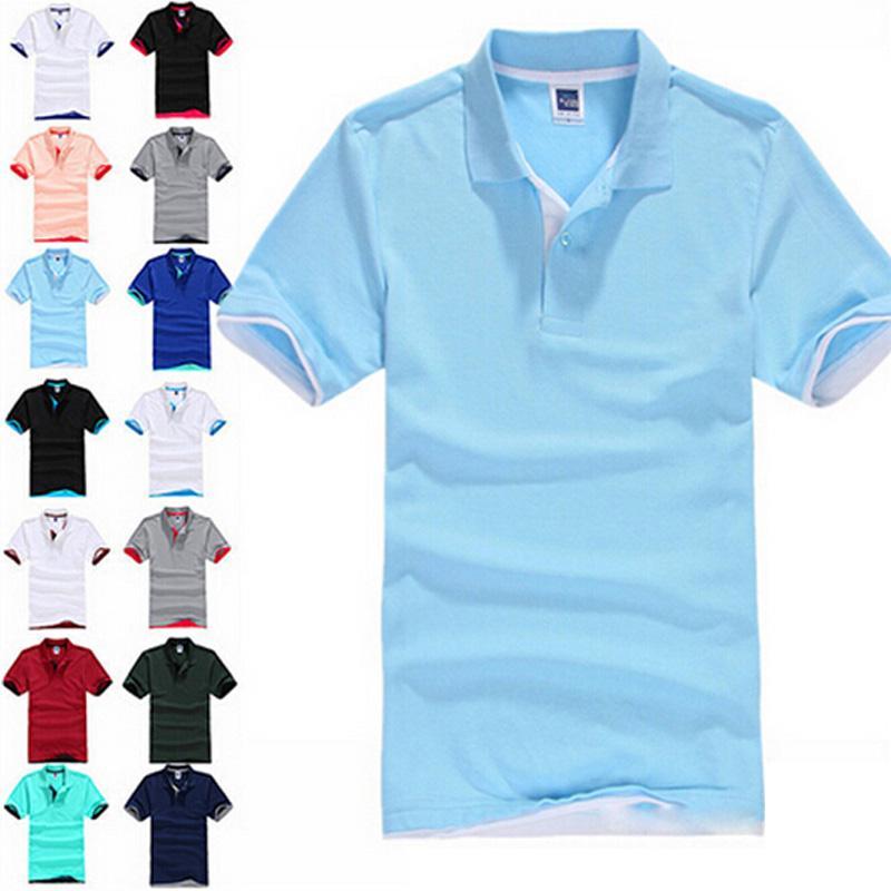 95f81011006 Men'S Brand Polo Shirt For Men Designer Polos Men Cotton Short Sleeve Shirt  Brands Jerseys Golftennis Short Sleeve Shirt Novelty T Shirts From  Clothingdh