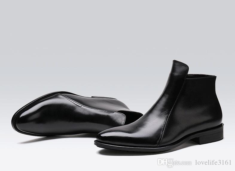 Pour Acheter Hommes De Dix Robe Nouvelle 2018 Chaussures Cérémonie qUzpVMGS