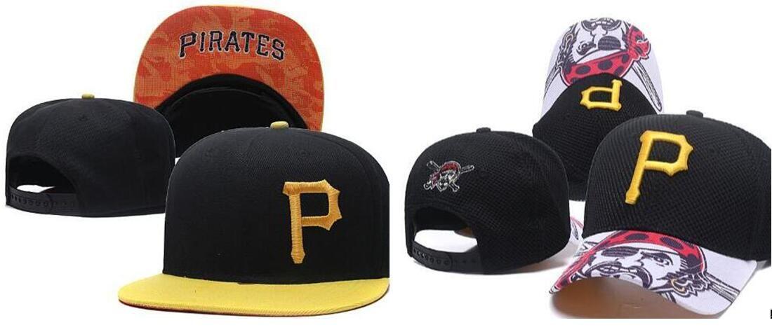 New Brand Designing Pirates Cap P Logo Hat Men Women Baseball Cap Snapback  Strapback Solid Cotton Bone European American Styles Fashion Hat Kangol  Baseball ... d280e4c9794