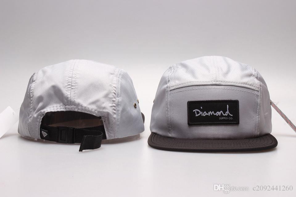 6afabcfe111 ... coupon for diamond supply co. 5 panel strapback snapback hats classic  men womens baseball bone ...