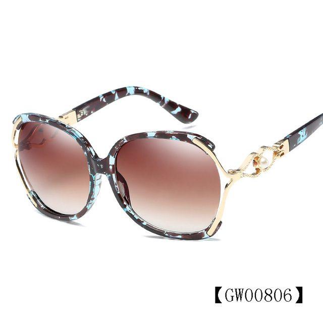 5dc3e4253001 HINDFIELD Original Brand Women's Sunglasses Fashion Eyewear Sun ...