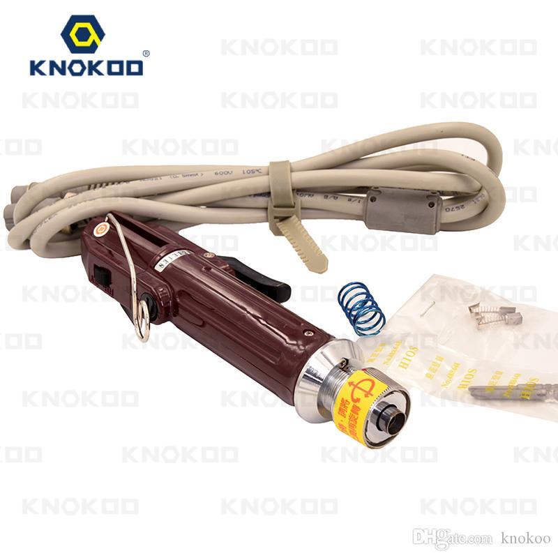 Прецизионная Электрическая отвертка CL-4000 высококачественная электронная отвертка H4 бит 1/4 HEX 1.0--5.5 kfg.cm