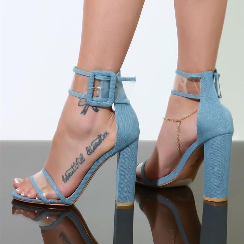 Sexy high heels feet