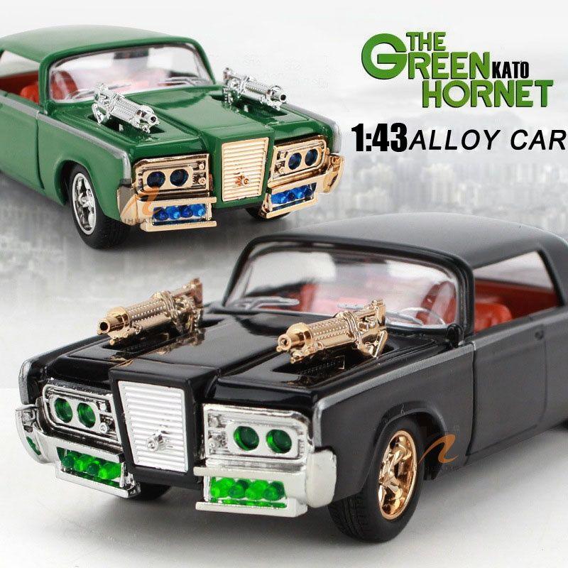 2018 Fast & Furious The Green Hornet Car 1:36 Chrysler Imperial Pull ...