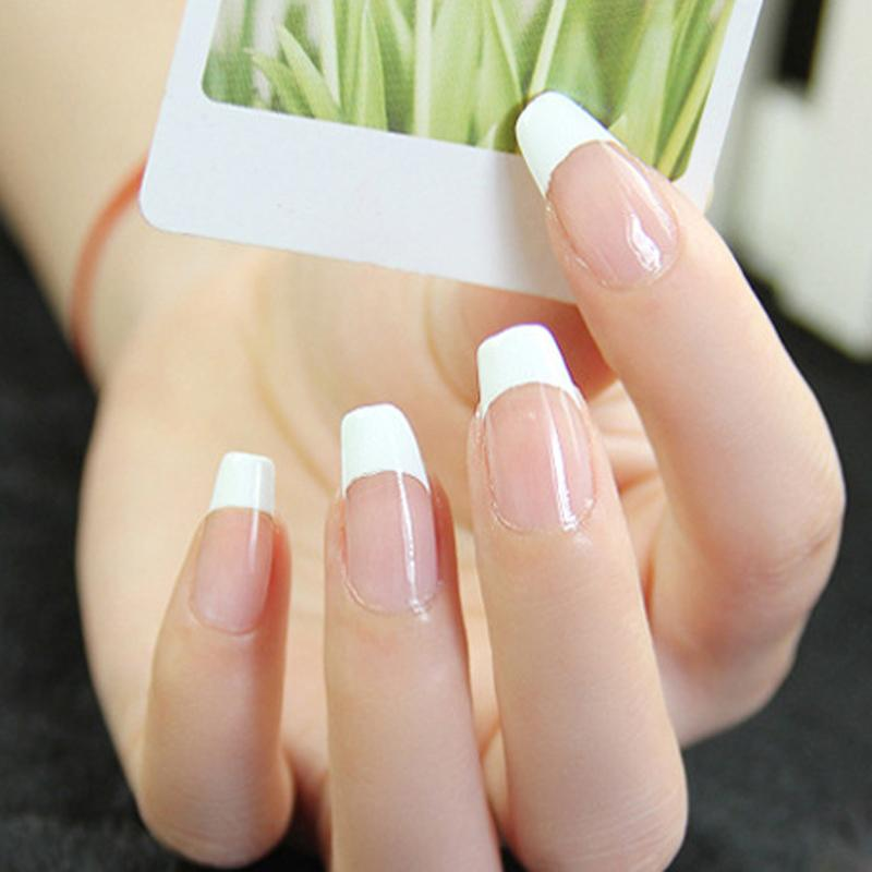 DIY French Nail Design Manicure Nail Art Decorations Guide