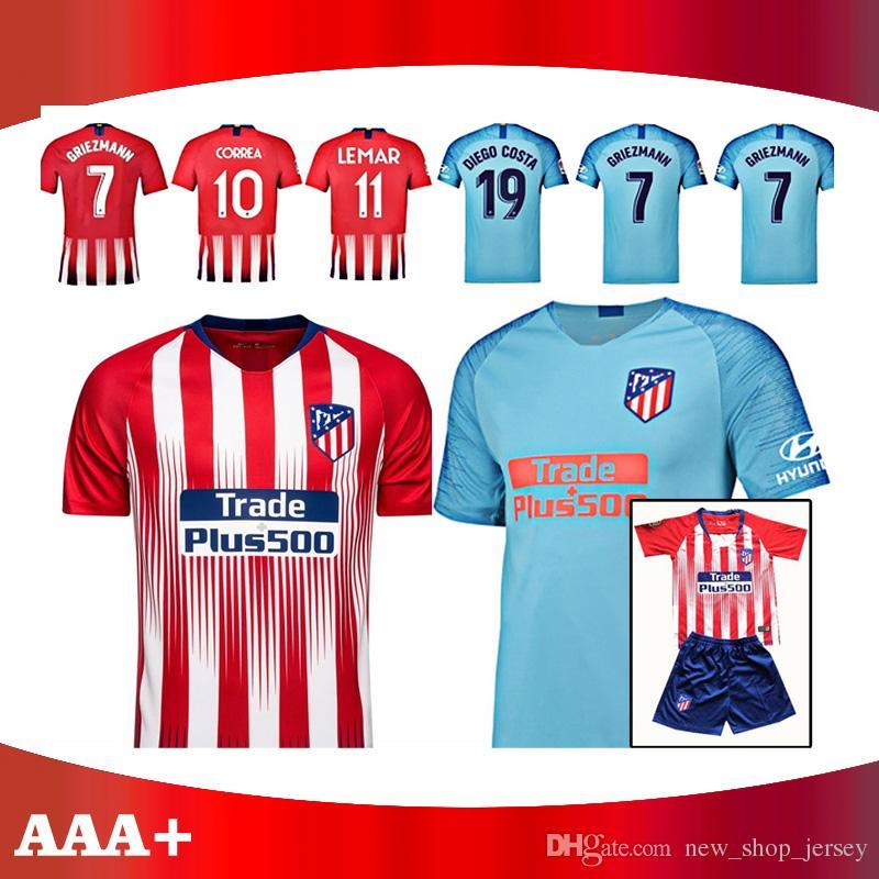 Maillot Domicile Atlético de Madrid Kalinić