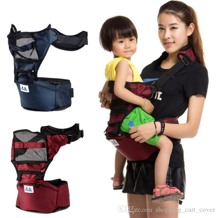 6603f35583b 2019 Baby Kids Child Infant Toddler Newborn Safety Hipseat Hip Seat Carrier  Wrap Belt Sling Hugger Rider Harness Strap Support Comfort Backpack From ...