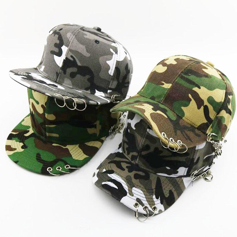9c3fafd598a SUOGRY 2018 New Outdoor Sun Protection Camouflage Baseball Caps Hip ...