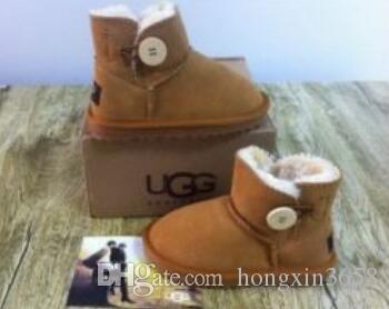 98d63677c2d New Real Australia UGG High-quality Kids Boys girls children baby warm snow  boots Teenage Students Snow Winter boots