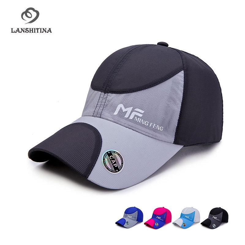 New Outdoor Fast Dry Net Cap For Men Women Summer Casual Printing Letter  Baseball Cap Mountaineering Uv Protection Sunhat GH 757 Men Hats Zephyr Hats  From ... 16c5f2a5f6a1