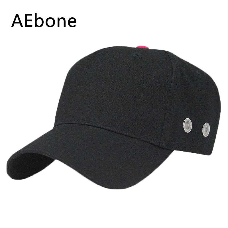 AEbone Metal Buckle Mens Solid Classic Vintage Adjustable Baseball Cap Pure  Color Hats For Women Men Summer Hats AE8018 Kangol Baseball Caps From  Poety 747a2263a4e