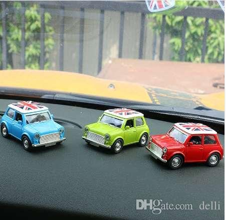 Toy Cars Models Alloy Car Interior Decoration Baby Kids Toys