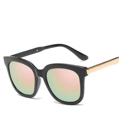 617742526ff Trendy Vintage Sunglasses Women Men UV400 Black Mirror Coating Sun Glasses  Retro Hipster Goggles Oculos De Sol Sun Glasses Oculos De Sol Driving  Goggles ...