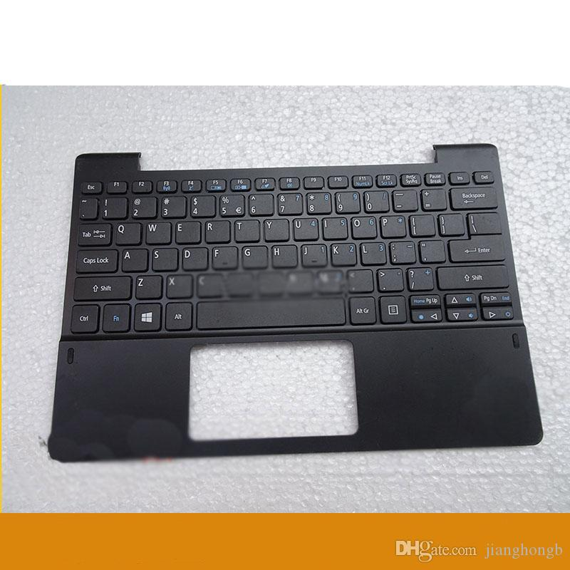 Laptop PalmRest&keyboard For ACER For Aspire Switch 10E SW5 United States US Russian RU Canada CA Black/Silver Brand New/95% New
