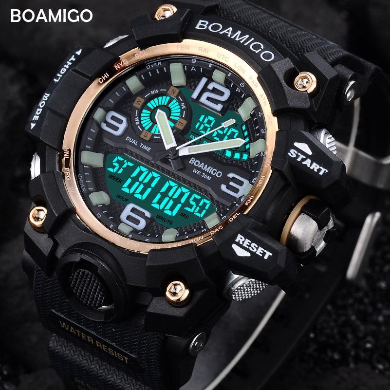 Readeel Luxus Marke Mens Sports Uhren Dive Digitale Led Military Watch Männer Mode Lässig Elektronik Armbanduhren Männlich Uhr Bestellungen Sind Willkommen. Herrenuhren
