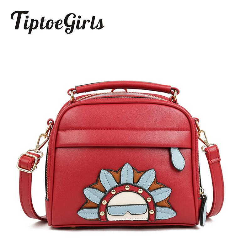 cf300ba2b73 Stitching Flower Contrast Color Handbag Female 2018 Autumn New Fashion High  Quality Casual Wild Shoulder Messenger Bag Shoulder Bags Cheap Shoulder Bags  ...
