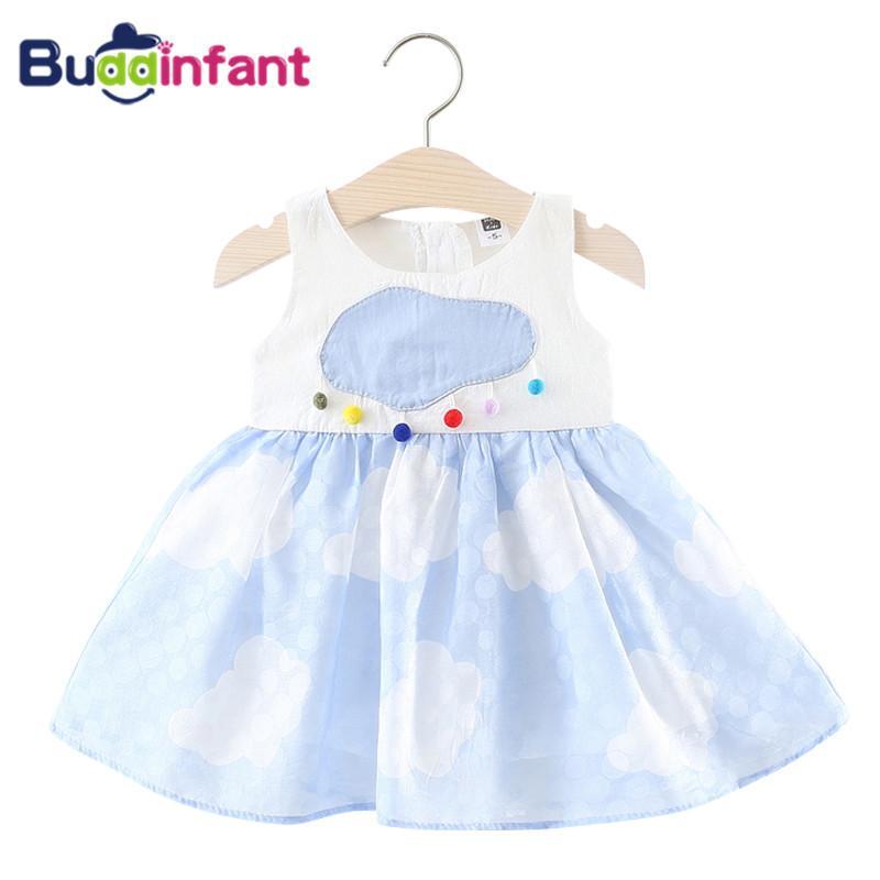 Compre Vestido De Fiesta Infantil De Cumpleaños Recién Nacido ...