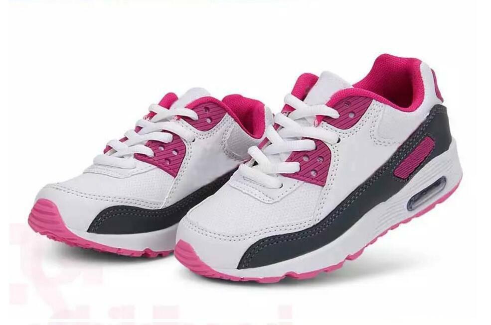 40a0412ded6 Compre Sapatos Infantis 2018 Nova Moda Infantil Crianças Bebés Meninas E  Meninos Sapatas Do Esporte Tênis Para Crianças Tamanho 21 25 De Wangfa88