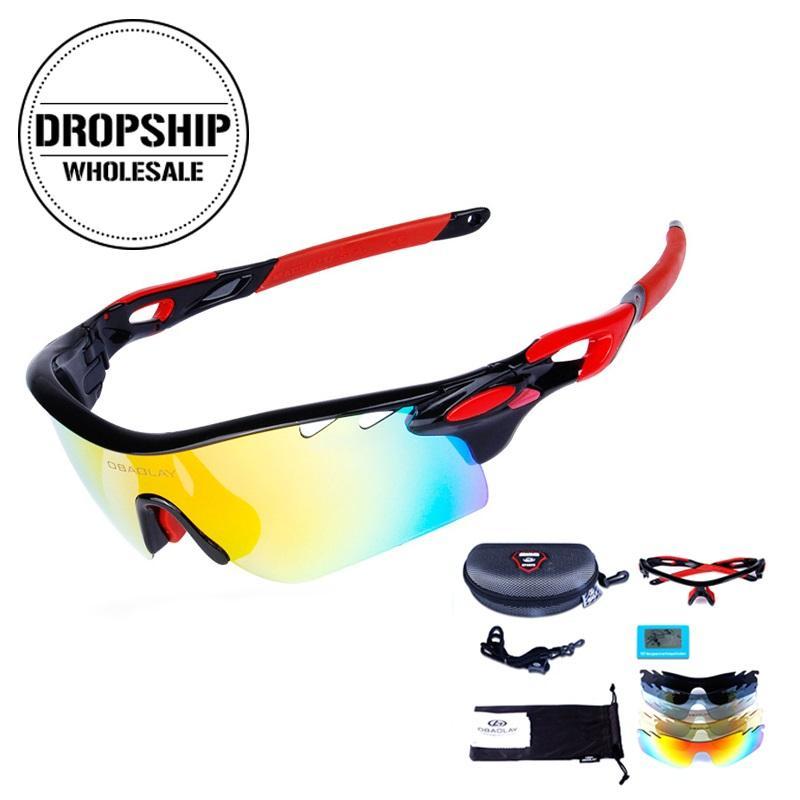 1aaaeca535 Polarized Sport Bicycle Sunglasses Mtb Ciclismo Gafas Outdoor Men Uv 400  Bike Anti Fog Eyewear Para Correr Fishing Driving Por Qingteawater, ...