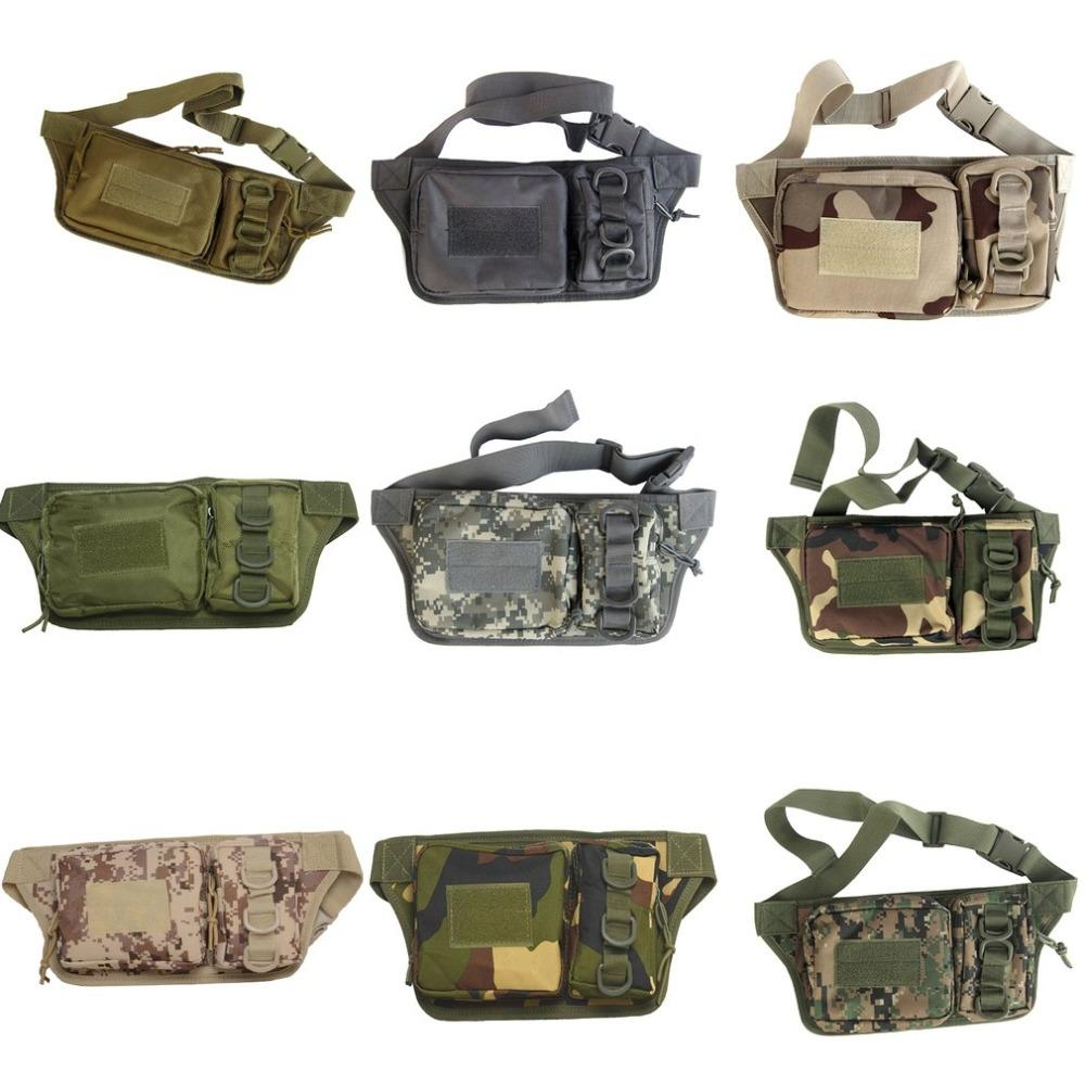 Fashionable Men Women Oxford Cloth Running Waist Bag Sport Pack Cycling Ba Fanny Waist Pouch Travel Hiking Bag New