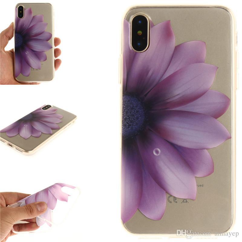 For Samsung Galaxy S3 i9300 grand prime g530 Core 2 G355H Microsoft Nokia N630 Sony Xperia XA TPU IMD Phone Case Plastic Soft Clear Coverove