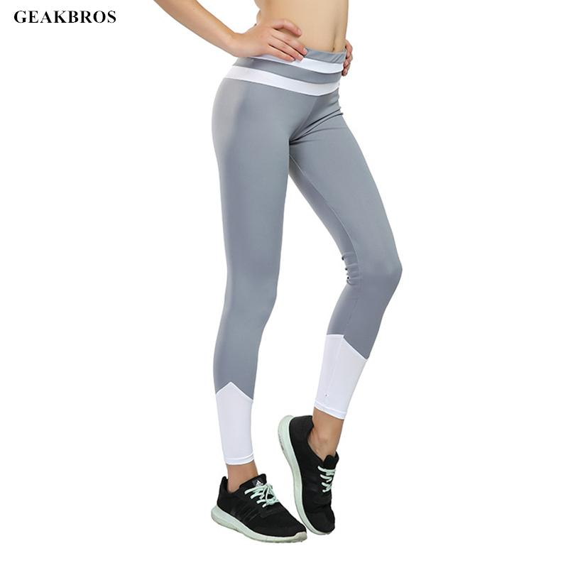 69f7871ee Compre Señoras Deportes Polainas Pantalones De Yoga Medias De Fitness Ropa Deportiva  Mujer De Cintura Alta Imprimir Leggings Sin Costuras Leggin Gimnasio ...