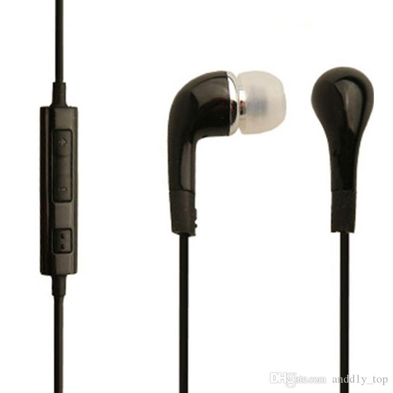 J5 auricolare in-ear auricolari stereo con microfono e cuffie a distanza Samsung Galaxy S7 S6 S5 S4 / up