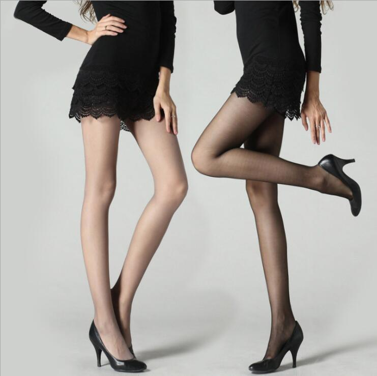 59a6722e5 2019 Women HOT Stocking High Elastic Hosiery Tights Pantyhose Sexy Nylon  Tights Lady Transparent Thin Female Stockings From Cety
