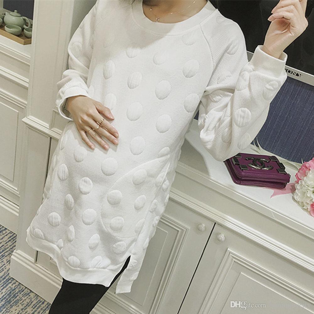 Kleider fur schwangere winter