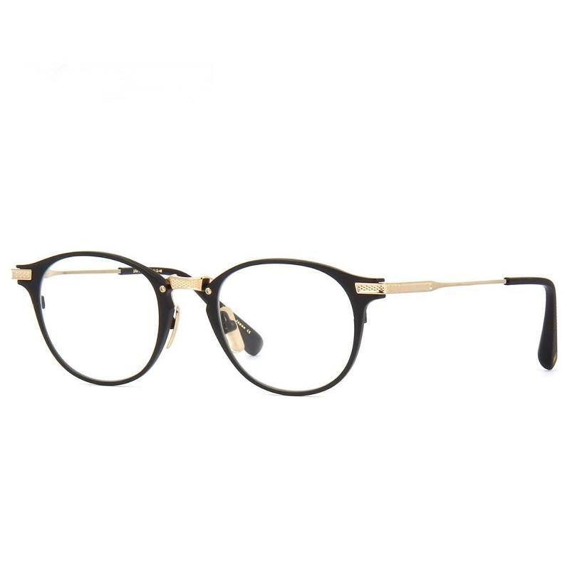 Großhandel 2017 Mode Marke Pure Titan Runde Brille Rahmen Optics ...