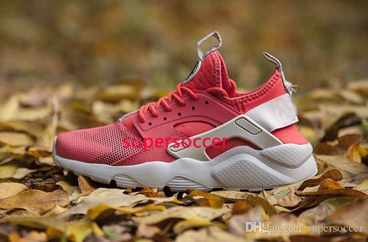 Mais novo Huarache Ultra Running Shoes Huaraches Homens e Mulheres Sneakers Fashion Huraches Sapatos Esportivos Tamanho: 36-45