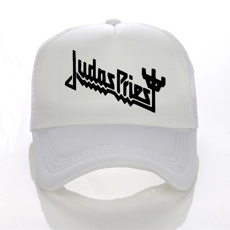 Judas Priest Heavy Metal Band Mesh Cap Fashion Summer Men Women Baseball Cap  Casual Trucker Hat Hats For Sale Neweracap From Qupeng9165 ab8d462d1d2