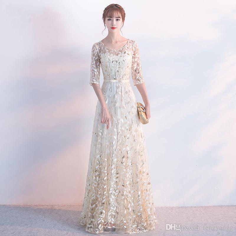 9b02e43efc2 купить оптом платье вечернее из шифона с шампанским элегантное
