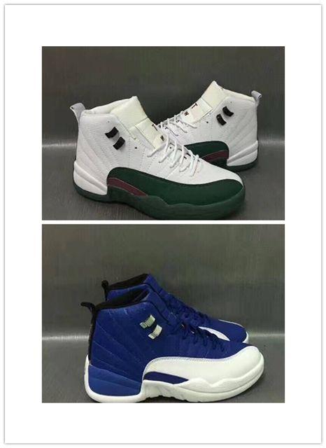 Basketball Nike 12 Schuhe High Shoes Air Jordan Turnschuhe Für Neue Weiß Sport Männer S Rot Herren Verkauf Training Retro Bucks 2018 Top J3cuTlF1K