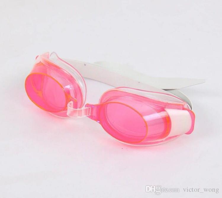 Gafas de natación al aire libre claras gafas de natación sin fugas anti UV protección a prueba de agua es natación con gafas