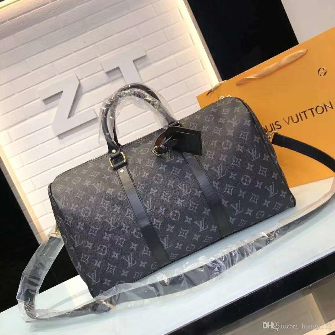 Men Travel Bags Large Capacity Women Luggage Travel Duffle Bags Canvas Big  Travel Handbag Folding Trip Bag Waterproof Online with  89.7 Piece on ... ede4ef57daf43