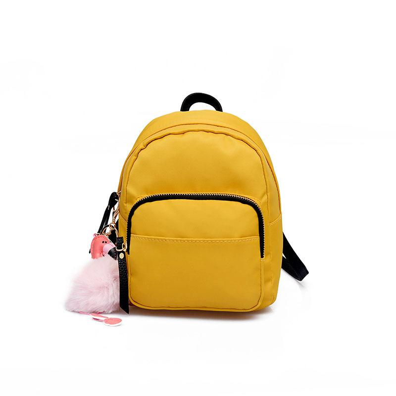 47f68b046d8e Causey New Backpack Women Travel Fashion School Bag Teenager Girls Small  Waterproof Nylon Bagpack Casual Ladies Rucksack Cute Backpacks Hiking  Backpack From ...