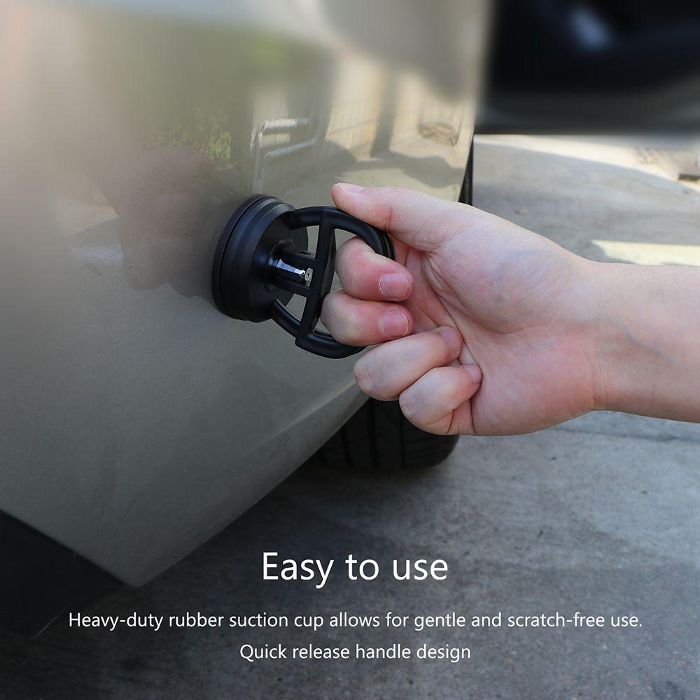 Dent Çektirme Kaporta Tamir Paneli Ekranı Açık Aracı Evrensel Temizleyici Carry Araçları Araç Emiş Kupası Pad