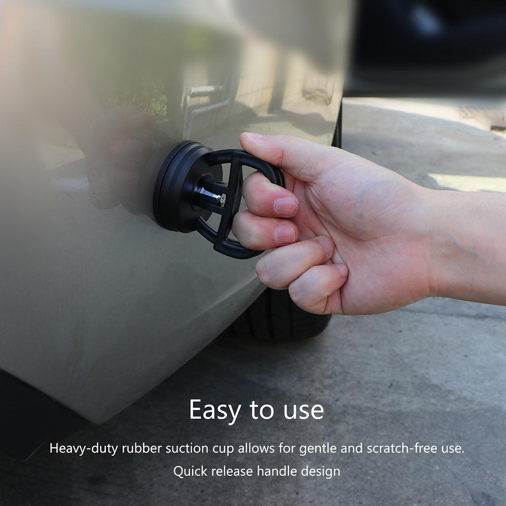 Dent Puller Karosserie Reparaturblech Schirm Tool öffnen Universal-Remover Carry Werkzeuge Car Saugnapf Pad