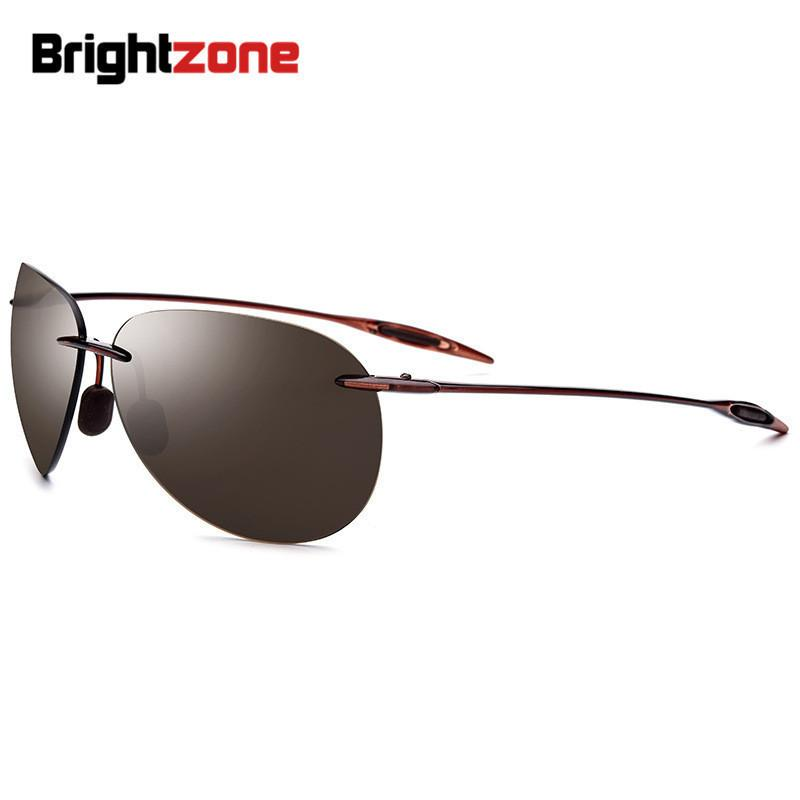 40324908b6 Cheap Brightzone 2018 New Retro Round Luxury Sunglasses Men Male High Clear  Lens Driver Mirror Fishing Sun Glasses Clout Goggles