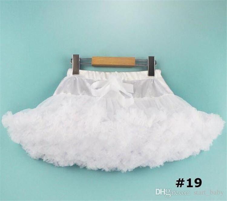 Bebek kız çocuklar Noel pettiskirt tutu kısa etek tül kabarık etek saten kurdele yay prenses dantel pembe kostümleri B11