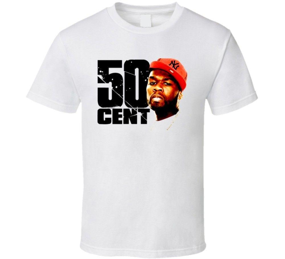 50 Cent Nyc T Shirt Best Tee Shirts T Shirts Cheap From Amesion68 ... 388a5361f30