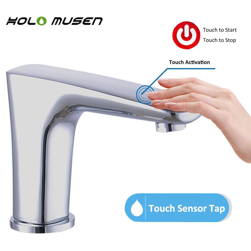 2018 New Arrival Quality Brass Chrome Bathroom Touch Faucet Battery Powered  Touch Control Faucet One Activation Tap Sensor From Copy02, $134.98 |  Dhgate.Com