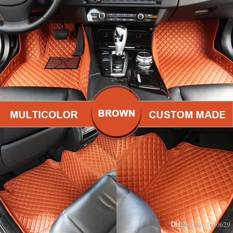 2019 Scotabc Custom Car Floor Mats For Skoda Superb 2 3 Karoq Kodiaq