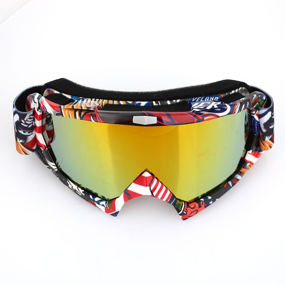 Antifogging Ski Goggles Wind Mirror Riding UV Protection Outdoor Sport 2018 Durable
