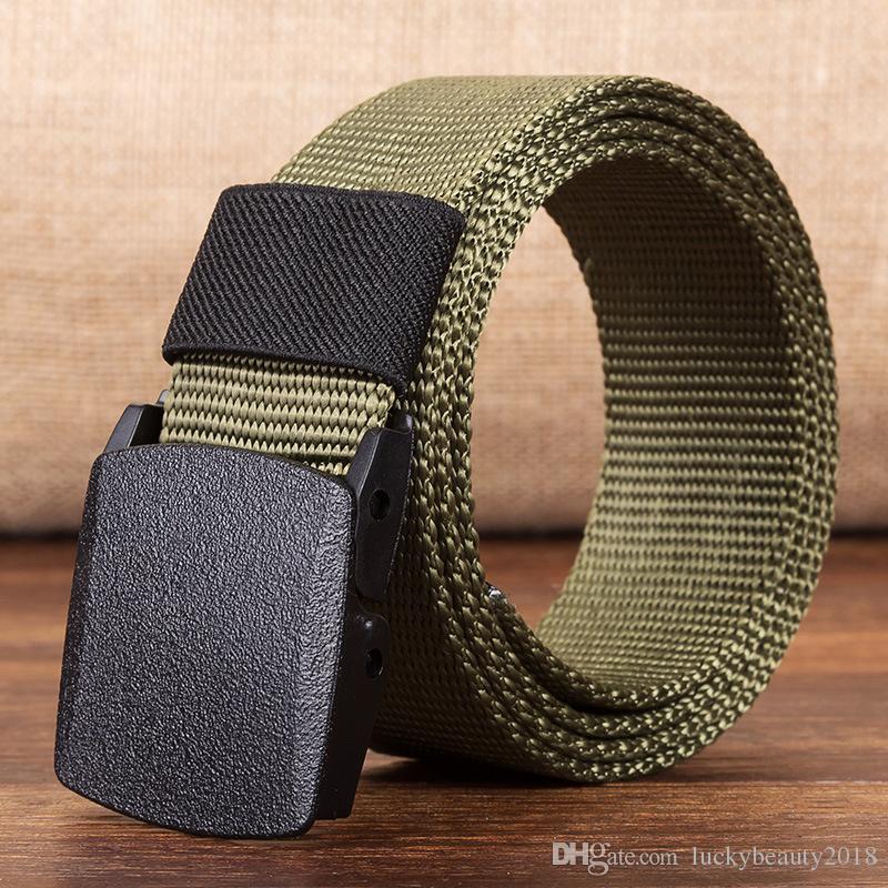 أزياء الساخن قماش حزام المعدات العسكرية cinturon الغربية حزام الرجال الفاخرة للرجال للرجال التكتيكية ماركة cintos حقيبة