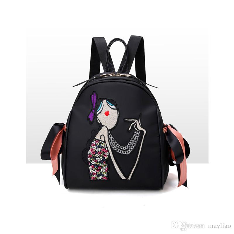 Wildkin Embroidered Rocket backpack