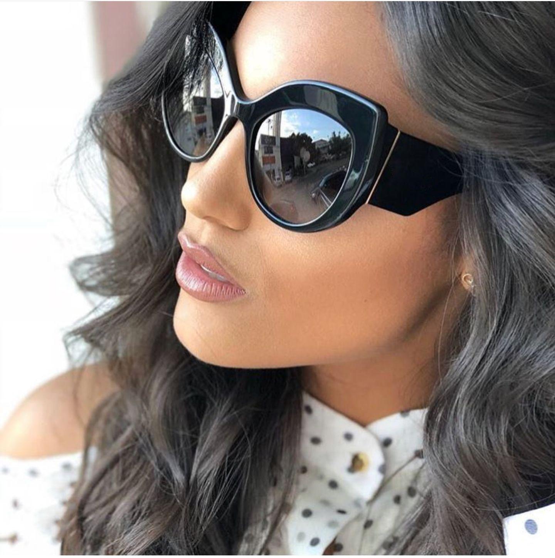 1cdb6ef879 Wholesale- New Fashion Big Frame Sunglasses Party Sun Glasses ...