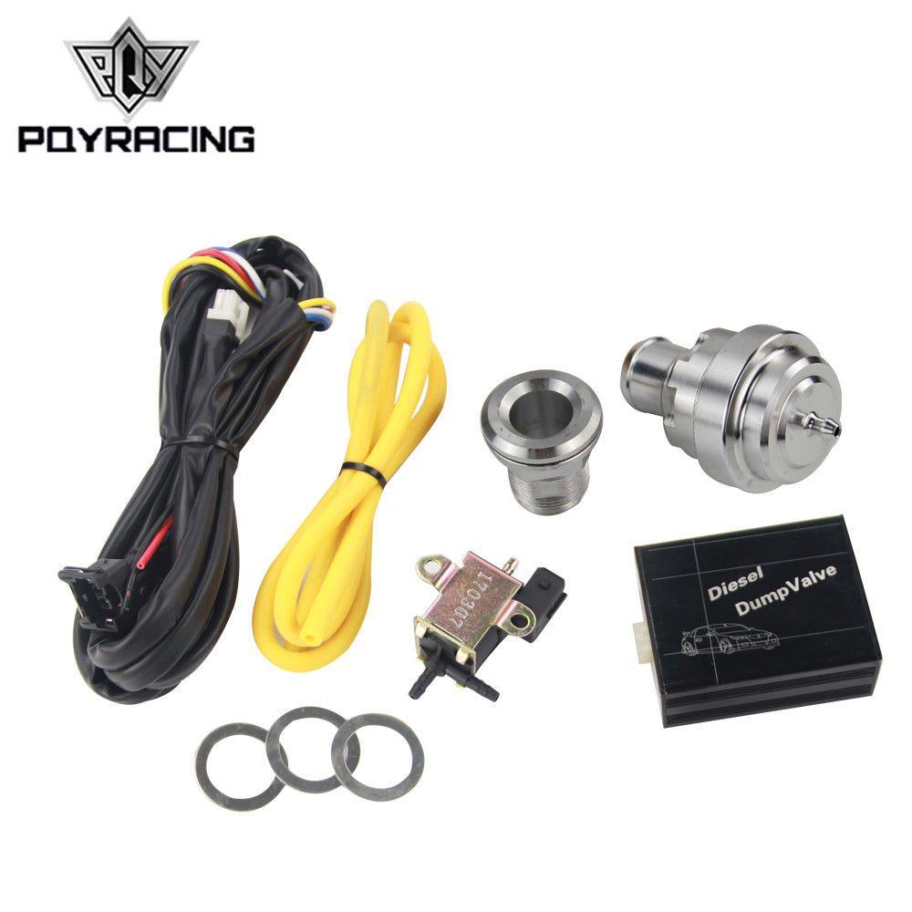 PQY - Universal Electrical Turbo Diesel Dump Valve Vacuum Blow Off Valve  Bov Kit For VW AUDI 1 9 2 0 TDI PQY5011